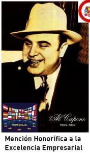 excelencia empresarial Al Capone