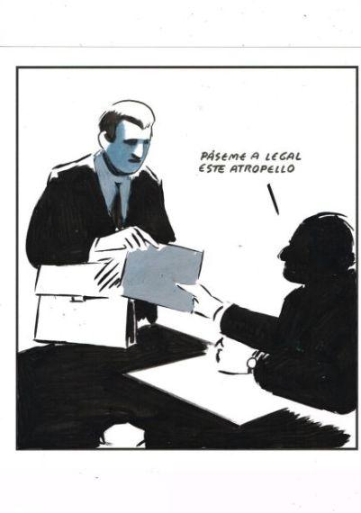 PASAME A LEGAL ESTE AATROPELLO