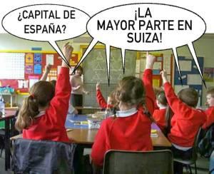 sUIZA CAPITAL DE ESPAÑA