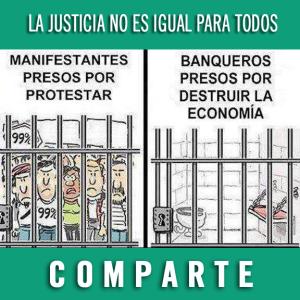 justicia igual para todos