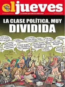clase política muy dividida