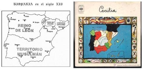 Hispania siglo xI y siglo XX cecilia