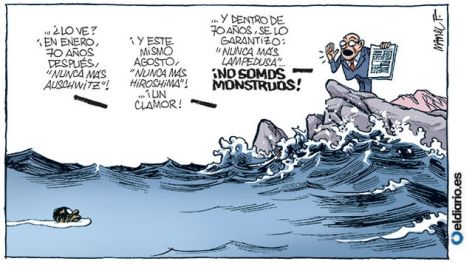 inmigración y europa