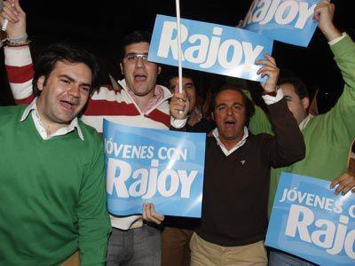 Jovenes-Rajoy