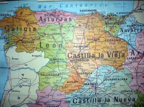 Castilla la Vieja y León (LE-ZA-SA)