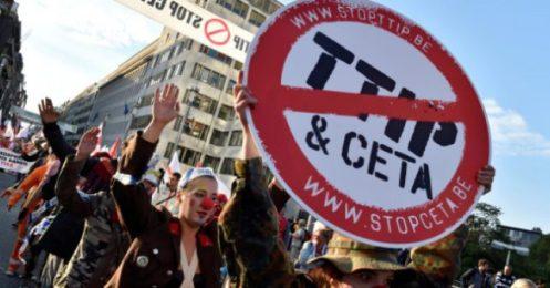 TTTIP &CETA