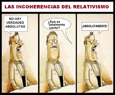 RELATIVISMO INCOHERENTE