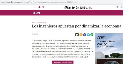 190623 PITIS vs INgenieros LDiario León web 23 Jun