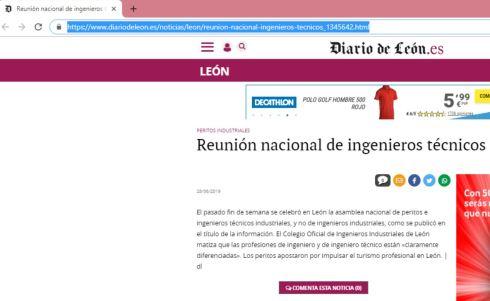 190628 INg.INg Tec rectificac diarioLeón